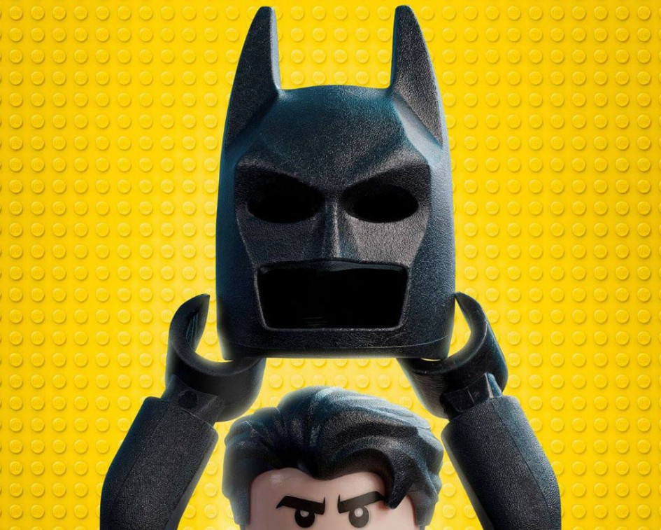 The Lego Batman Movie Minifigures Series 71017 Das Sind