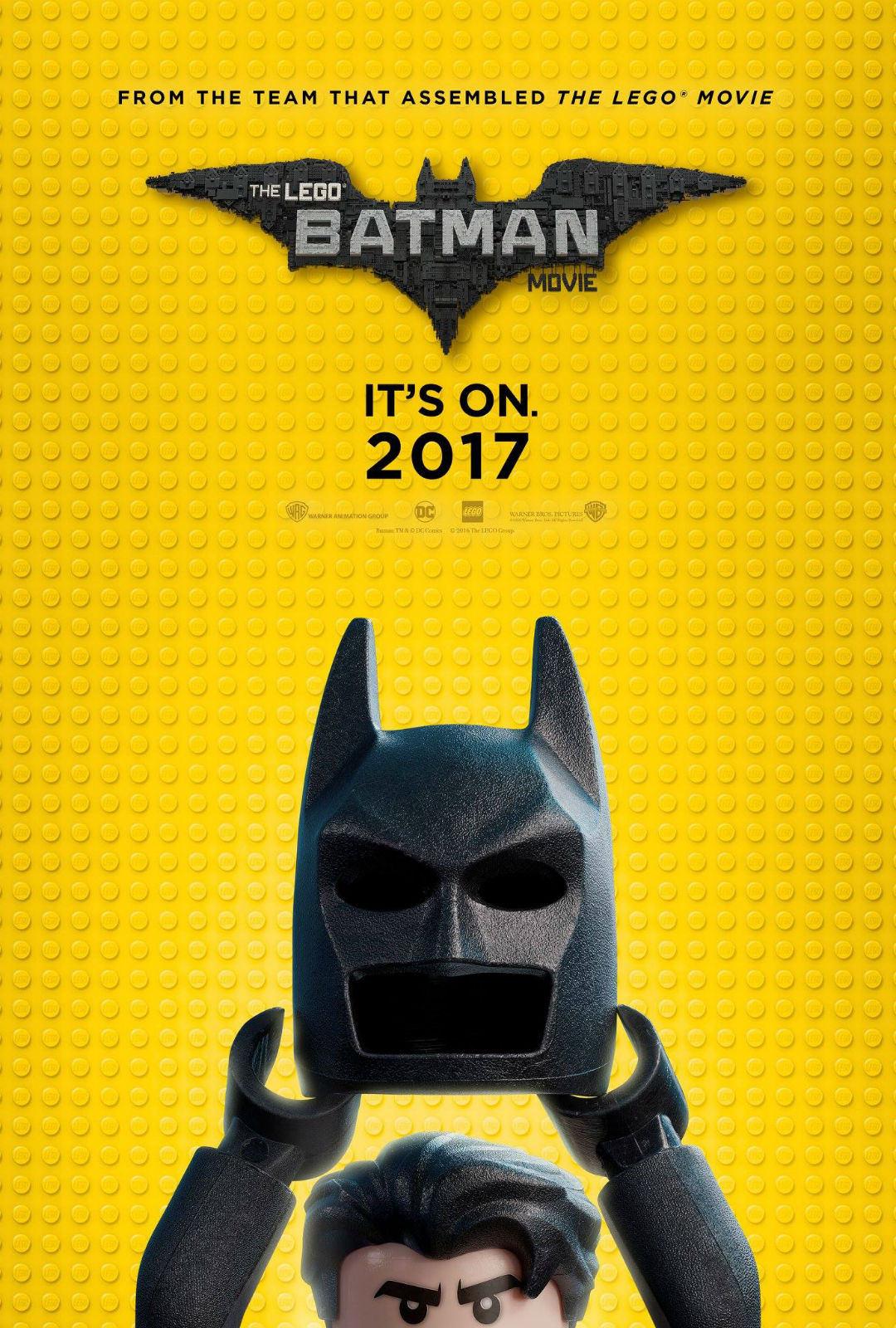 The LEGO Batman Movie | © Warner Bros. Pictures