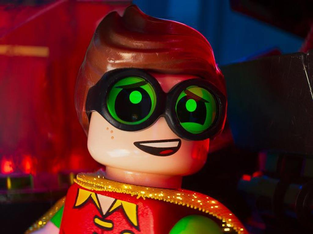 Robin macht große Augen! | © LEGO Group / Warner Group Pictures