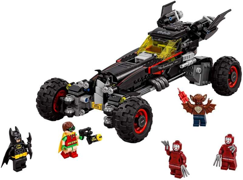 The Batmobile | © LEGO Group