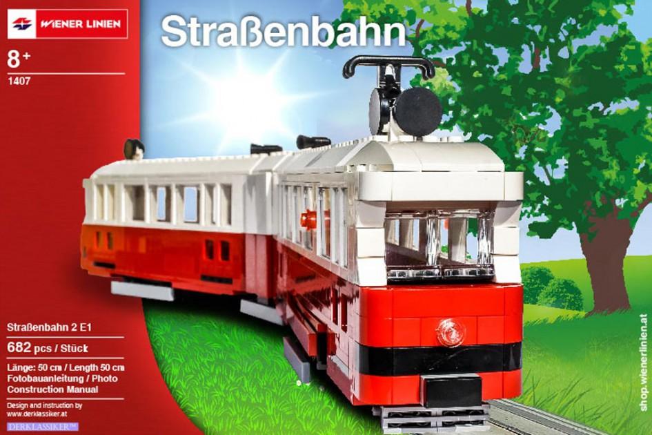 Die Straßenbahn kommt!   © Wiener Linien