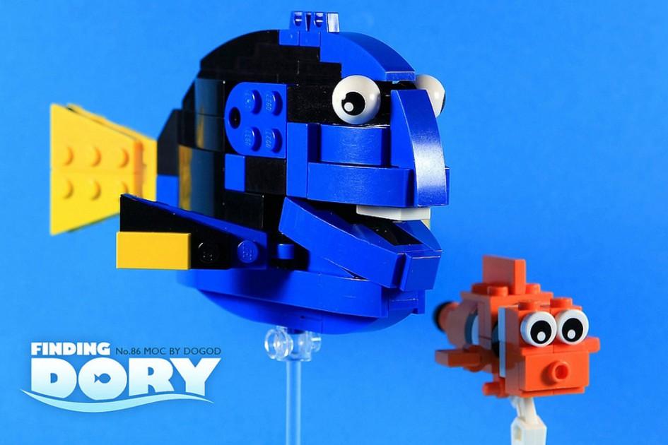 Da sind doch Dorie und Nemo! | © radiohearhoy / Flickr