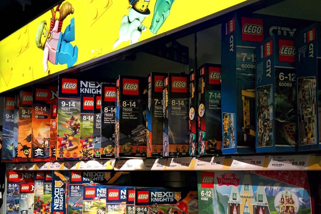 LEGO auf Reisen? | © Andres Lehmann / zusammengebaut.com
