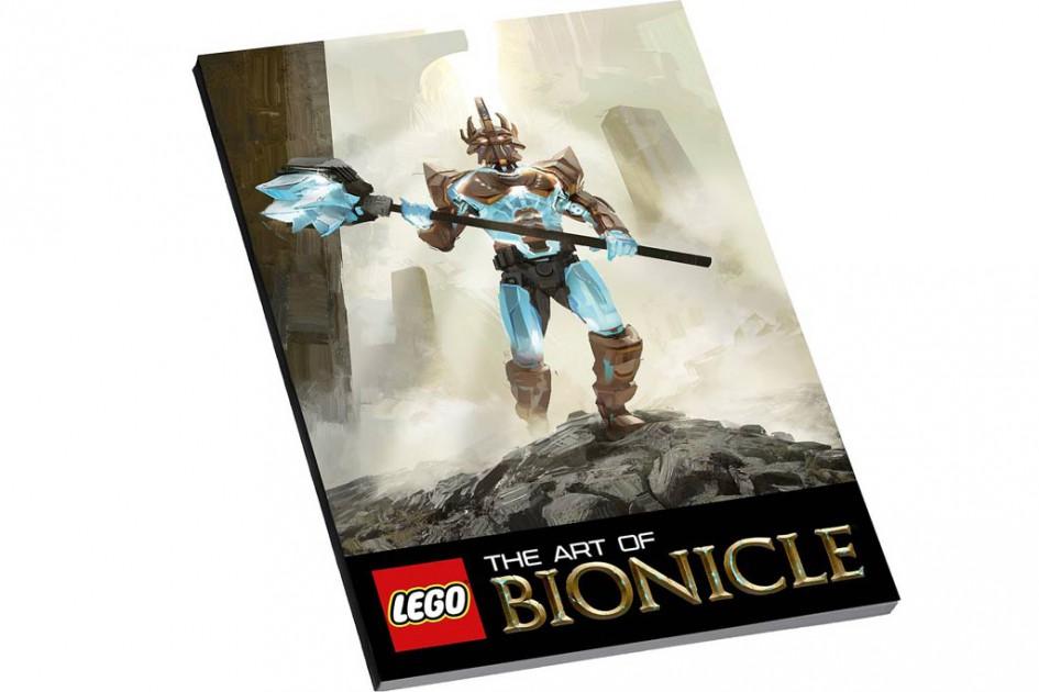 Bionicle Buch als Hauptgewinn | © LEGO Group