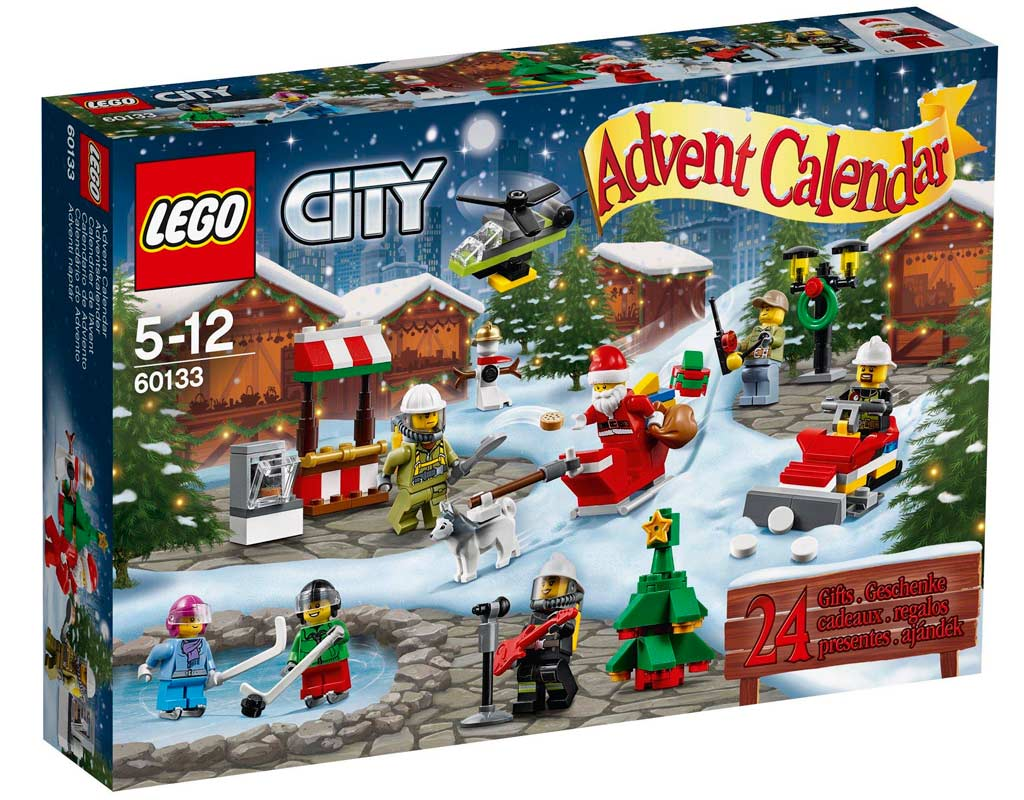 LEGO City Adventskalender 2016 (60133) | © LEGO Group