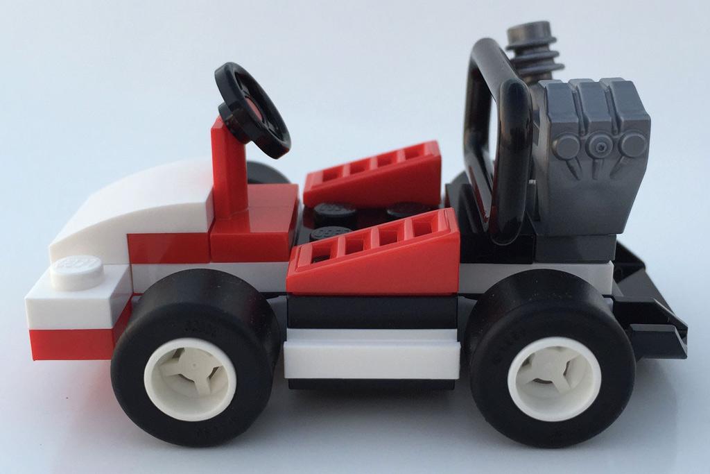 Kleines Go-Kart   © Andres Lehmann / zusammengebaut.com