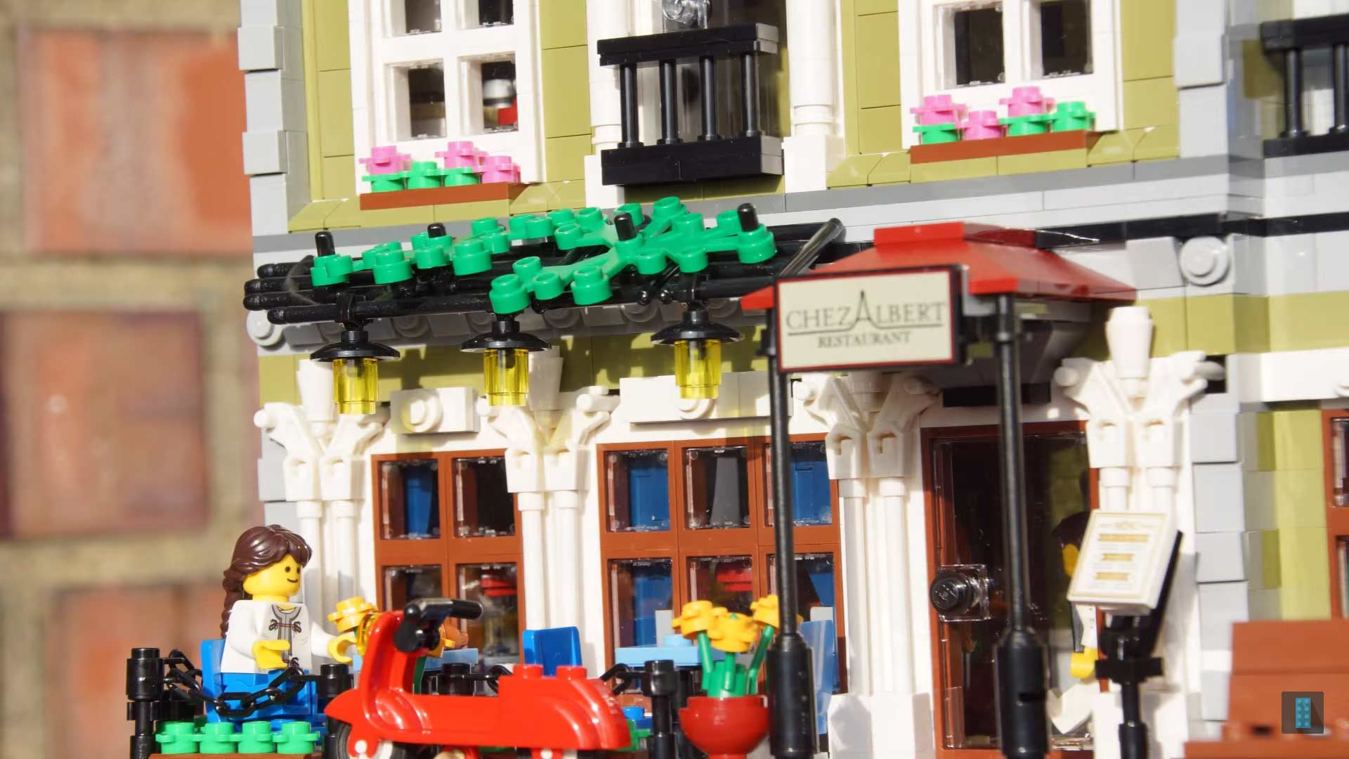 Parisian Restaurant | © Andres Lehmann / zusammengebaut.com