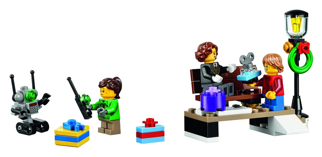 Welch' Bescherung! | © LEGO Group