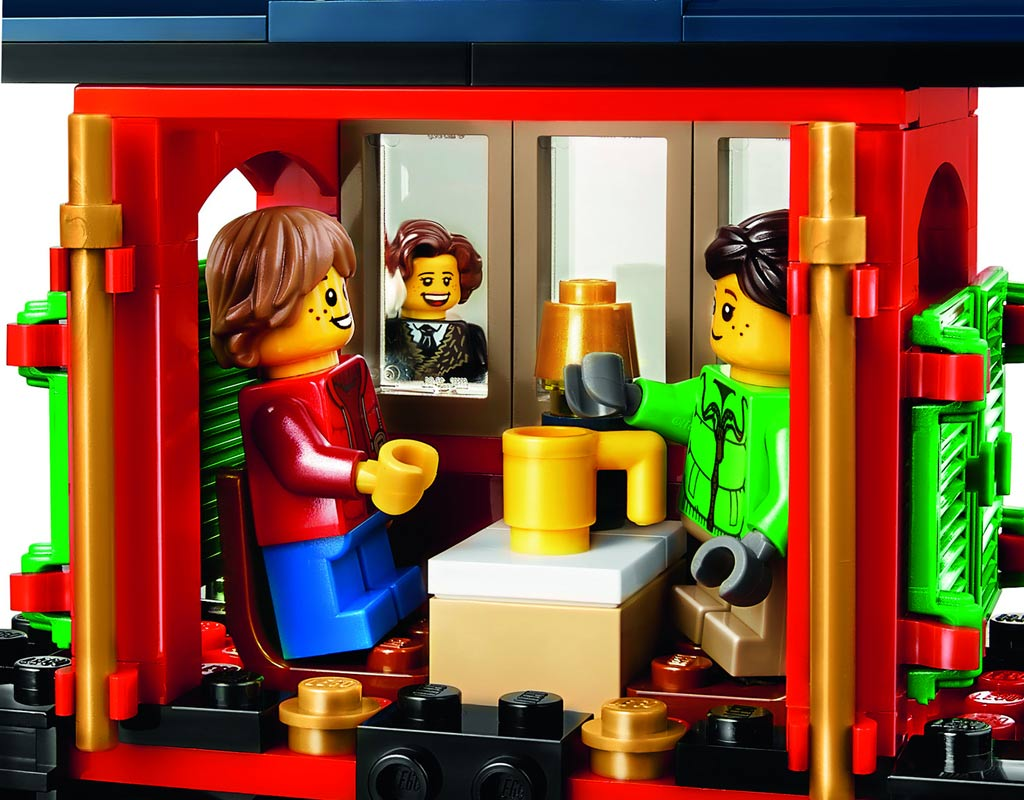 Heiße Schokolade! | © LEGO Group