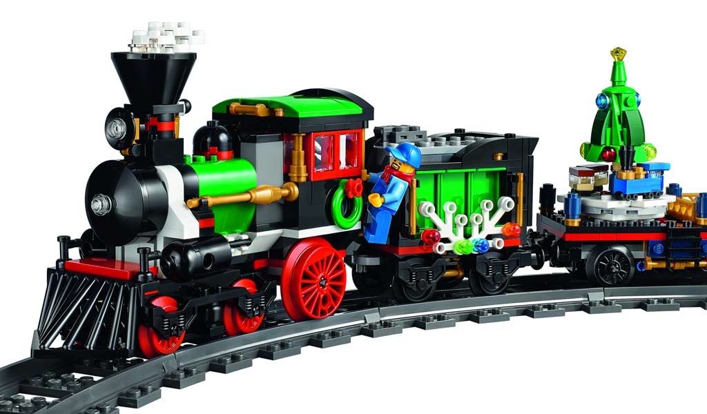 Hier kommen die Geschenke! | © LEGO Group