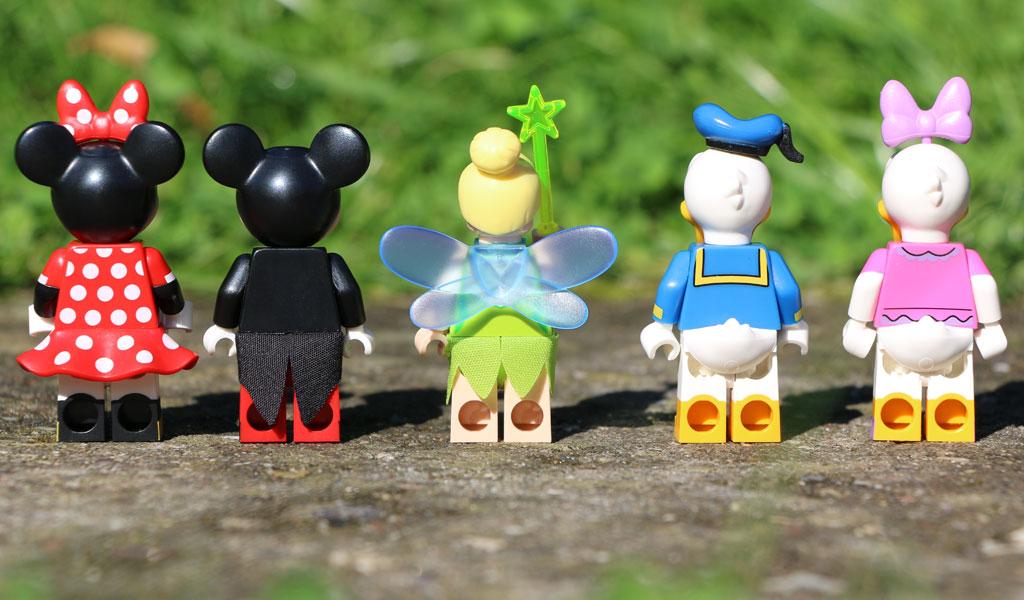 Disneys Helden | © Andres Lehmann / zusammengebaut.com