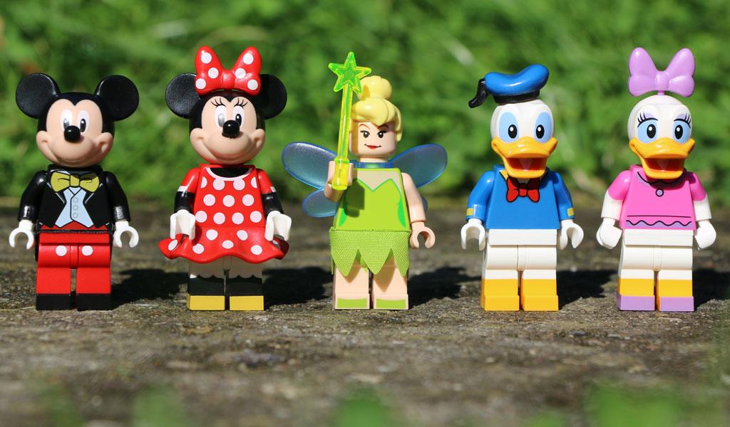 Tinker Bell in der Mitte | © Andres Lehmann / zusammengebaut.com