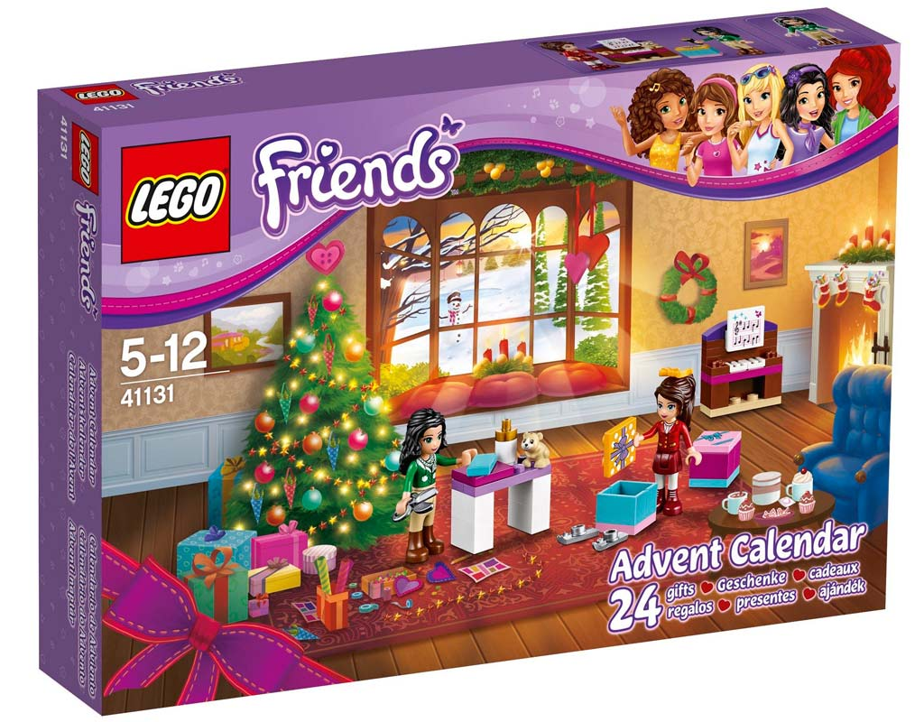 LEGO Friends Adventskalender 2016 (41131) | © LEGO Group
