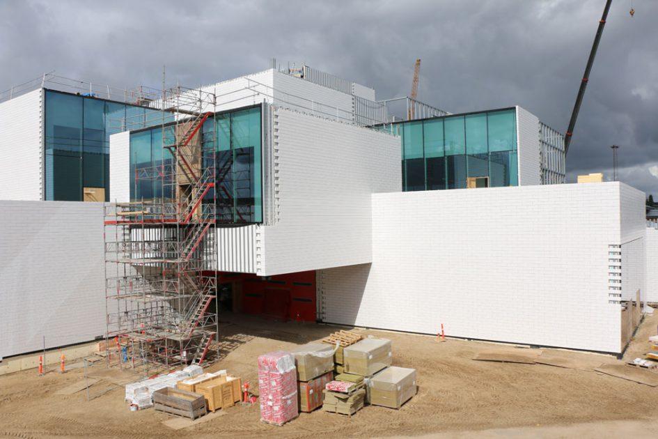 Das LEGO House im Zentrum Billunds | © Andres Lehmann / zusammengebaut.com