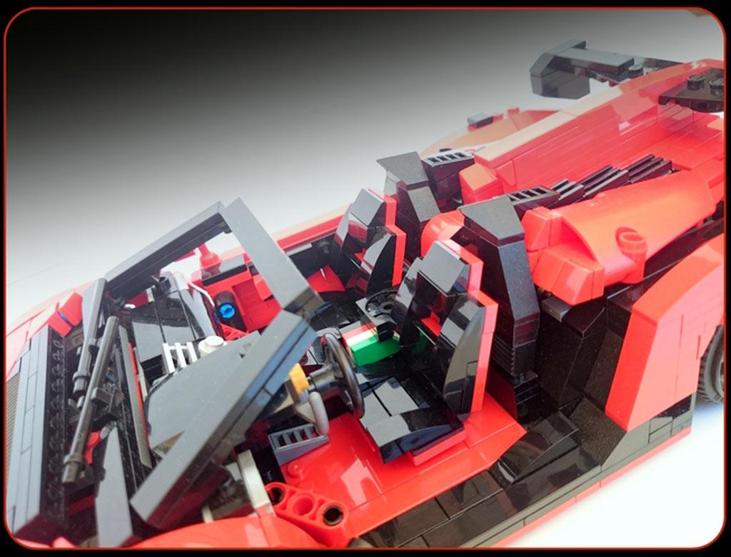 Bitte einsteigen! | © Firas_supercar  / LEGO Ideas