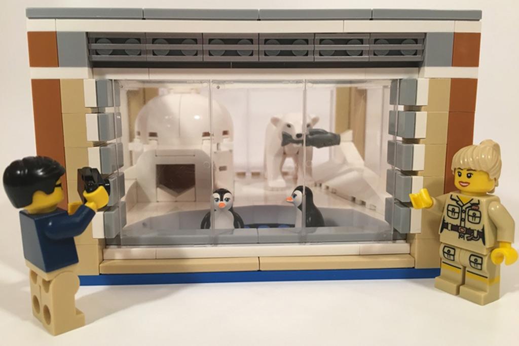 Eisig | © Pedilego / LEGO Ideas