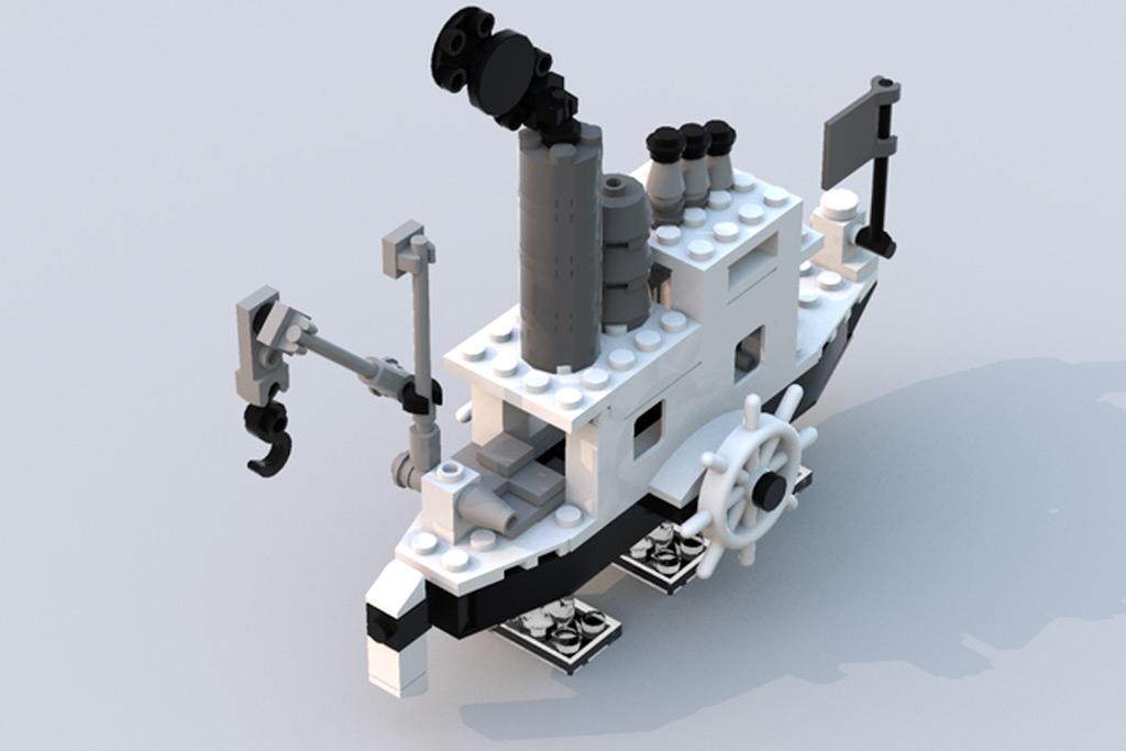 Die Weltmeere rufen! | © szabomate90 / LEGO Ideas