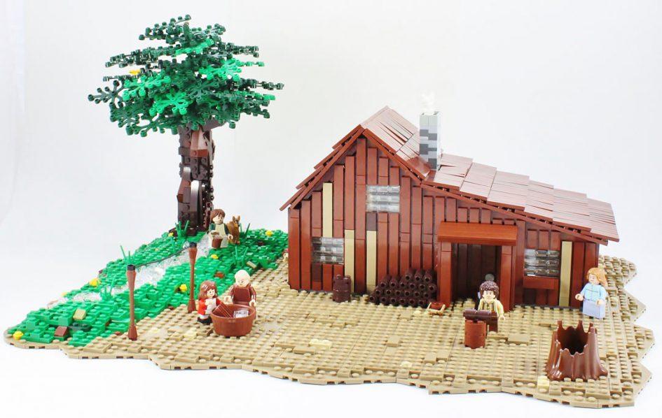 Unsere kleine Farm | © SeigneurFett / LEGO Ideas