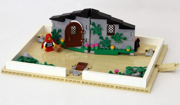Pop-Up Book   © Grant Davis &  Jason Alleman / LEGO Ideas