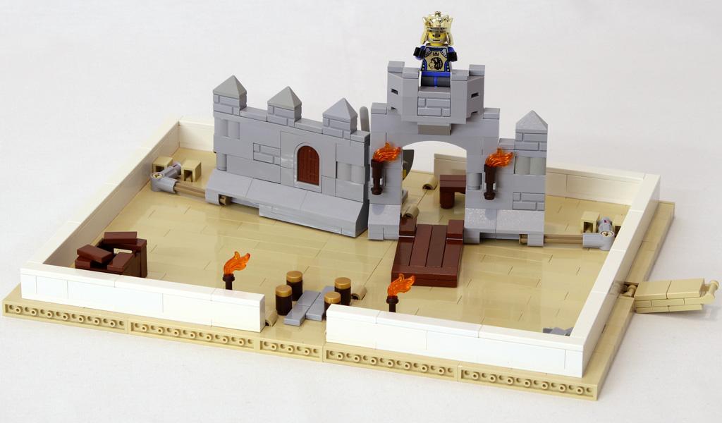 Castle | © Grant Davis &  Jason Alleman / LEGO Ideas