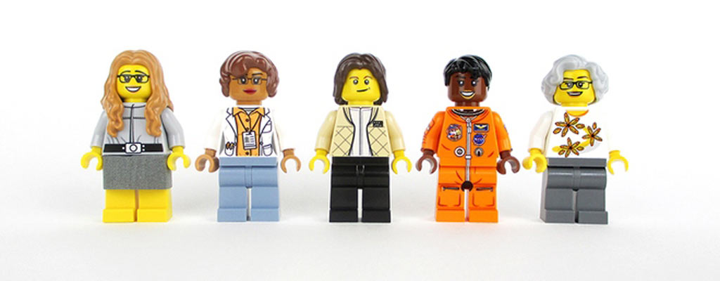 Frauen der NASA rücken in den Fokus | © 20tauri / LEGO Ideas
