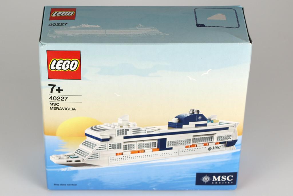 Kleiner Karton, großes Schiff | © Andres Lehmann / zusammengebaut.com
