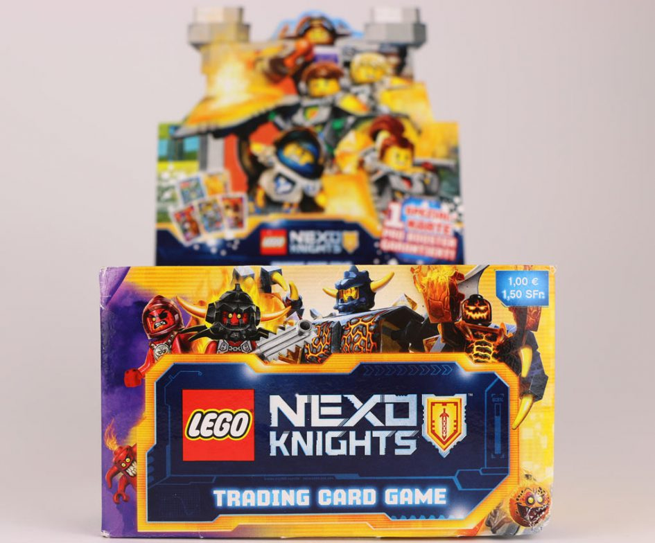 Nexo Knights Trading Card Game Pro Box | © Andres Lehmann / zusammengebaut.com