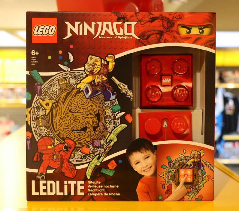 LEGO Ninjago: Licht fürs Kinderimmer | © Andres Lehmann / zusammengebaut.com