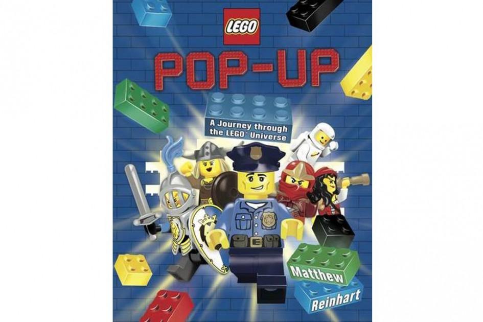 LEGO Pop-Up | © Scholastic Inc.