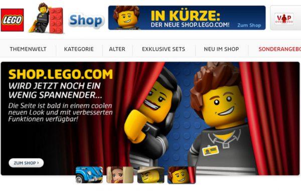 Der Vorhang geht bald auf!   © LEGO Group