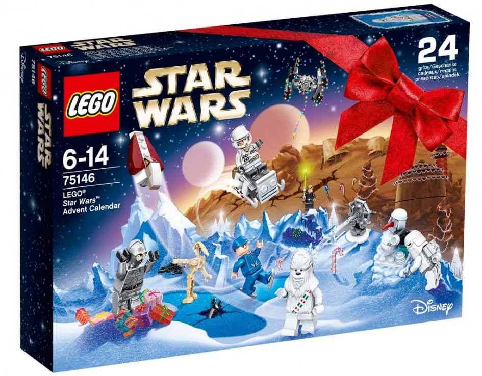 lego star wars city und friends adventskalender 2016. Black Bedroom Furniture Sets. Home Design Ideas