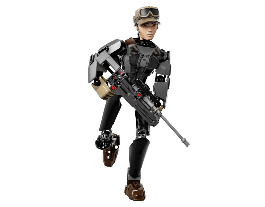 "LEGO ""Rogue One: A Star Wars Story"" Jyn Erso (75119) 