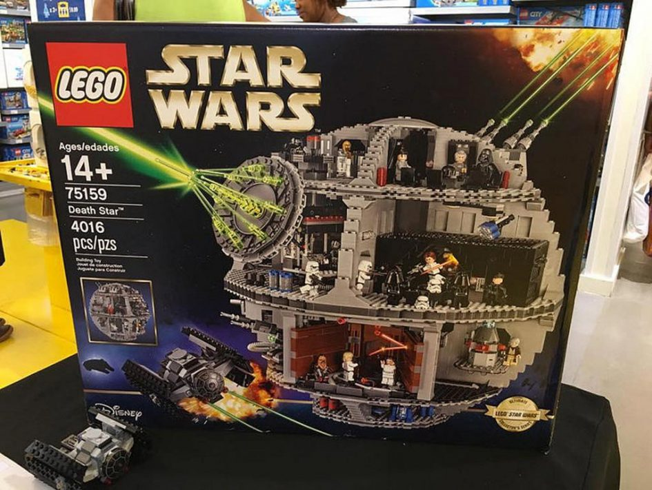 LEGO Star Wars Todesstern (75159) | © Reddit