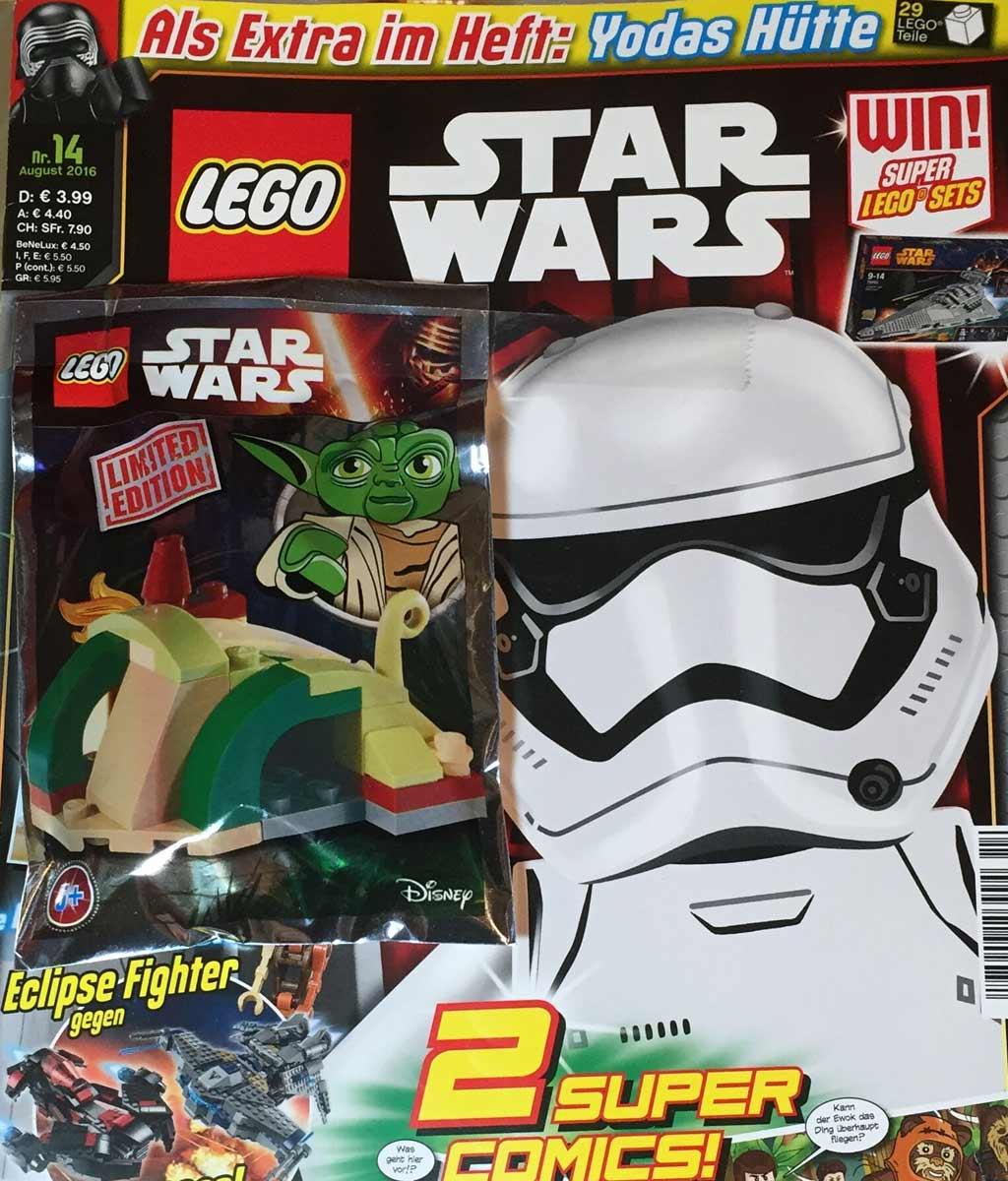 LEGO Star Wars Magazin August 2016 | © Matthias Kuhnt / zusammengebaut.com