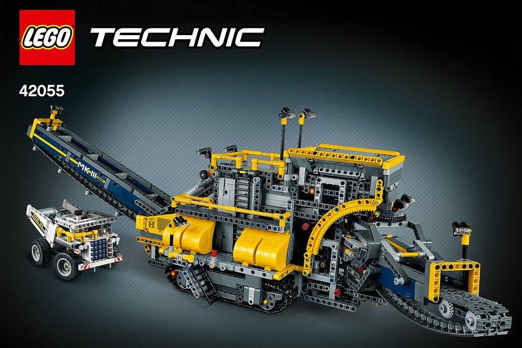 LEGO Technic B-Modell   © LEGO Group