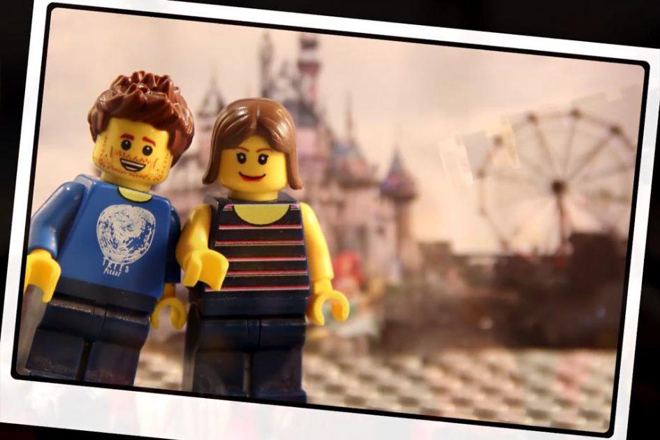 Das zukünftige Ehepaar auf Reisen | © Morgspenny Productions / YouTube Screenshot