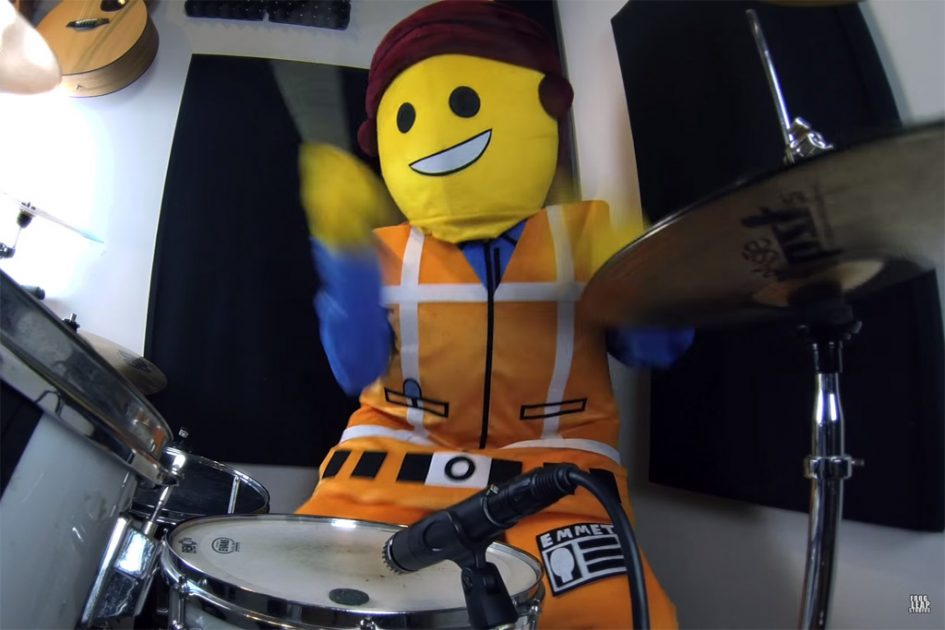 Let's rock!   © Frog Leap Studios / YouTube Screenshot