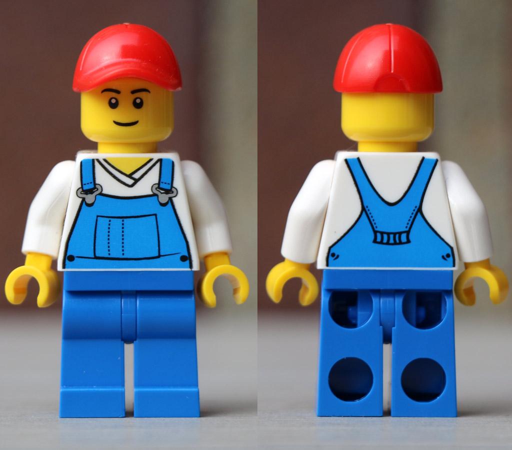 Minifigur | © Andres Lehmann / zusammengebaut.com