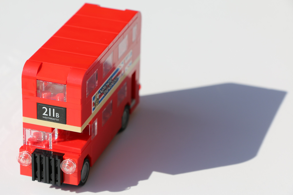Kultiger Doppeldecker-Bus   © Andres Lehmann / zusammengebaut.com