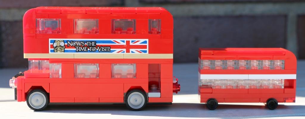Auch der Tower Bridge wurde ein London Bug beigegeben. | © Andres Lehmann / zusammengebaut.com