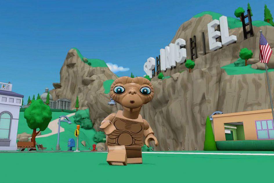 Hier kommt E.T.!   © Warner Bros.
