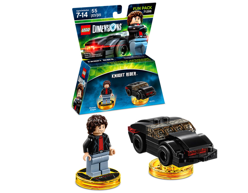 LEGO Dimensions Knight Rider Fun Pack (71286) | © Warner Bros.