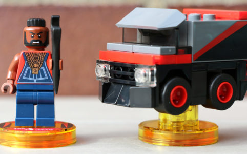 LEGO Dimensions 71251 Das A-Team Fun Pack aus dem Jahre 2016