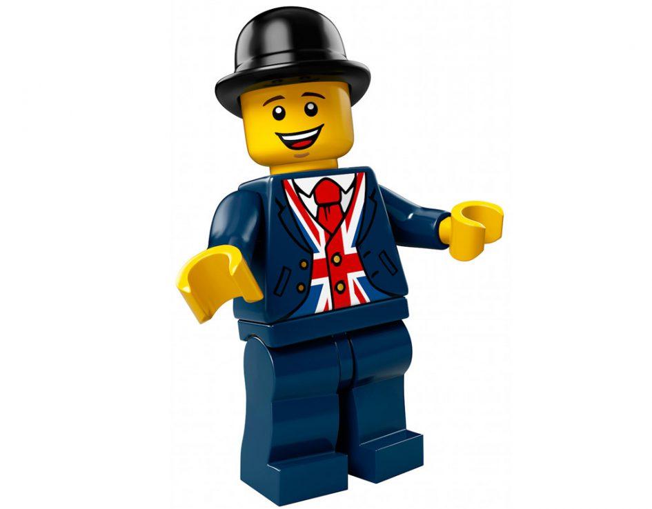 LEGO Flagship Store in London nebst Maskottchen | © LEGO Group