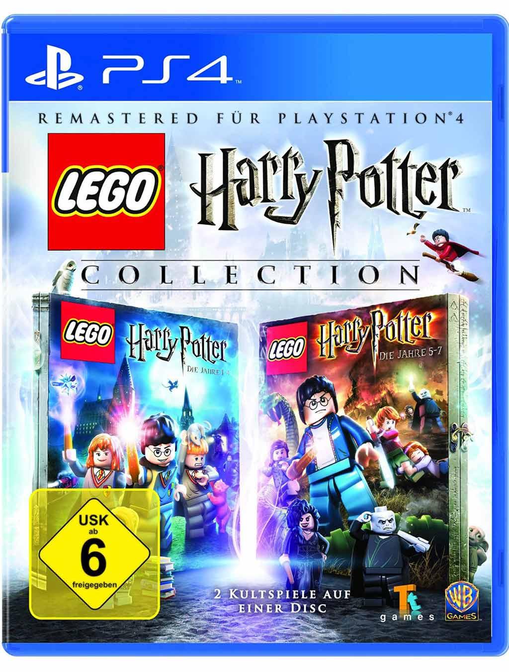 LEGO Harry Potter Collection für die PlayStation 4: Zwei auf einen Streich! | © Warner Bros. Entertainment