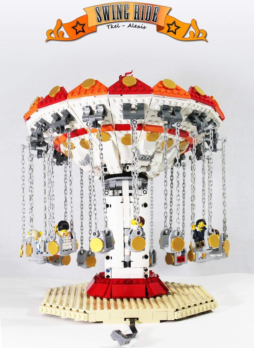 Gleich gehts los! | © tkel86 / LEGO Ideas