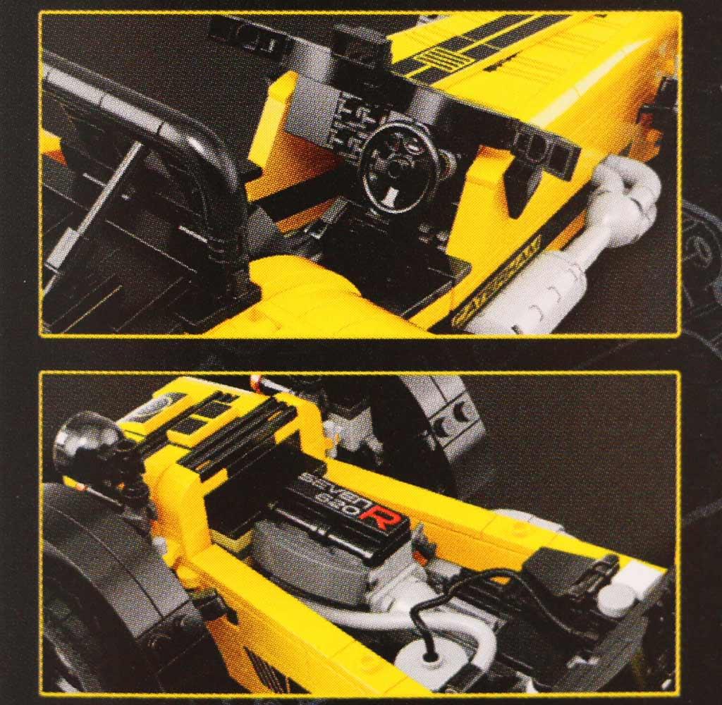 Cockpit und Motor | © Andres Lehmann / zusammengebaut.com