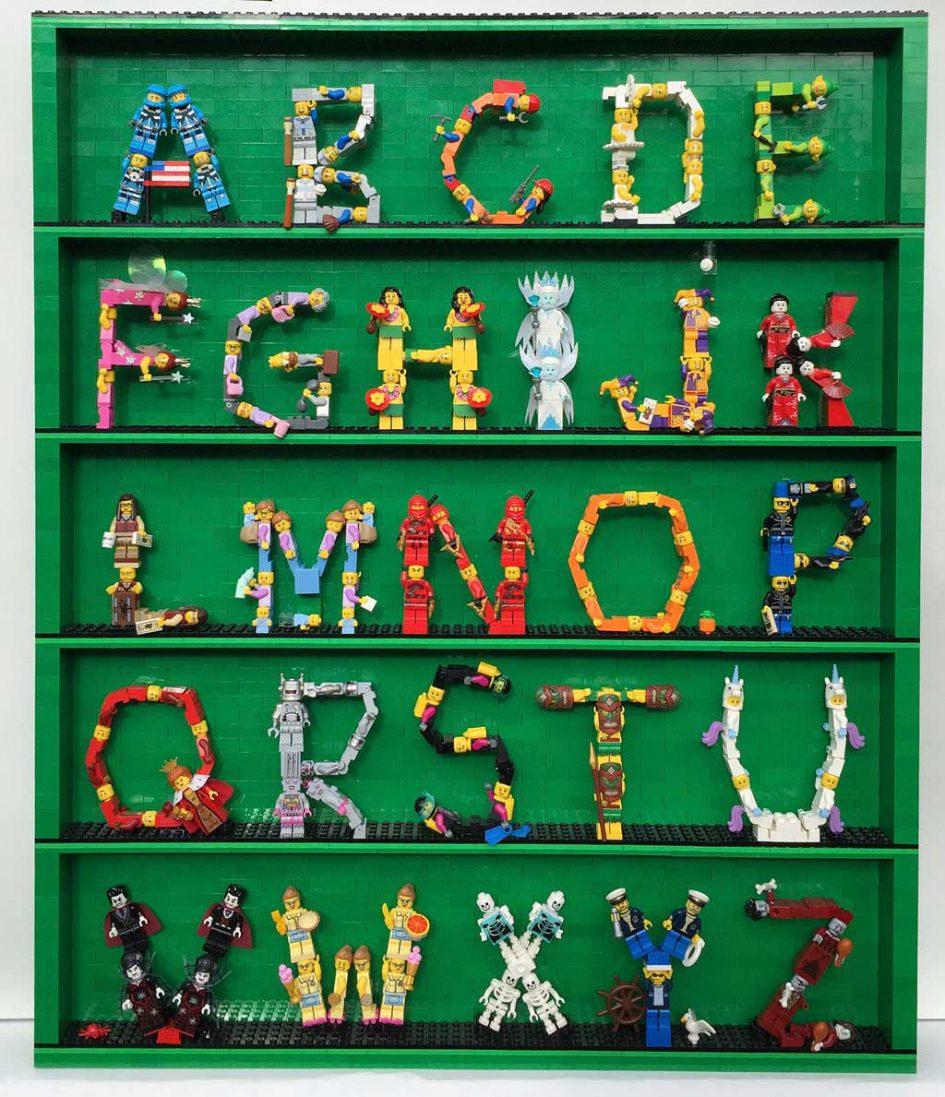 Und jetzt alle: A, B, C, D, E, F, Geeeee | © Laurene Johnson / Flickr