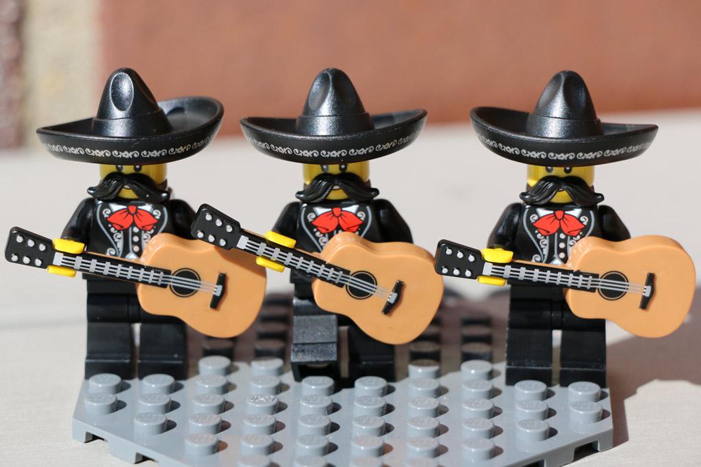 Drei Mexikaner erkunden die Welt!   © Andres Lehmann / zusammengebaut.com