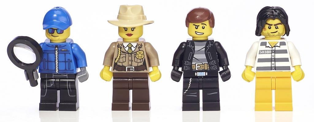 Polizisten und Schurken | © ToysRUs